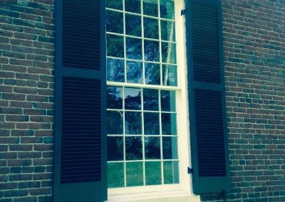 Window & Shutter restoration