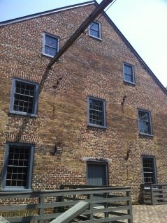 1810 Aldie Mill Restoration