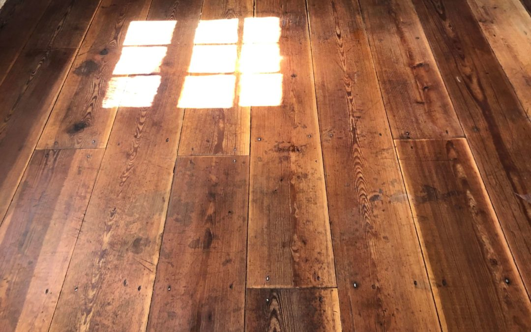 Historic Wood Floors